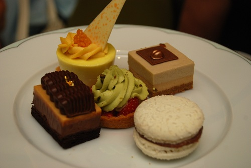 Afternoon tea på The Dorchester London
