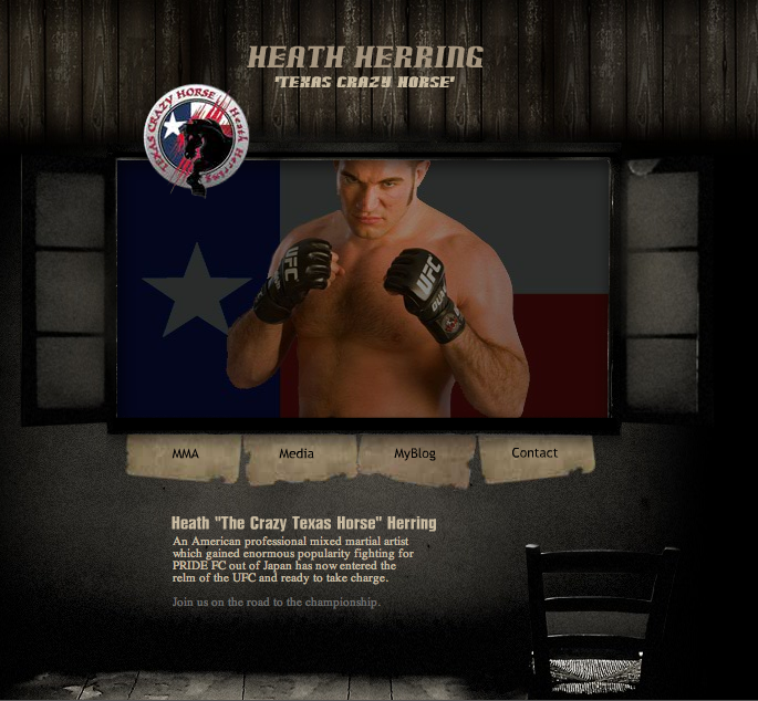 Heath Herring Webpage