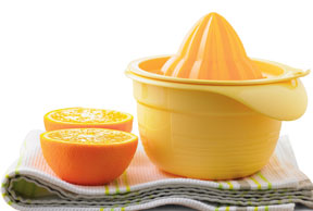 Bake-to-Basics Citruspress Set