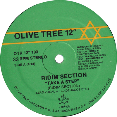 Ridim Section - Take A Step