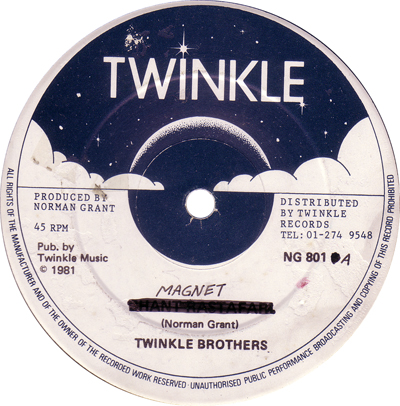 Twinkle Brothers - Magnet