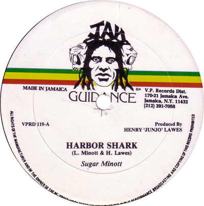 Sugar Minott - Harbor Shark