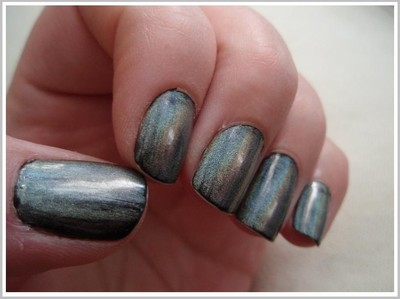 China Glaze - Liquid Leather & China Glaze - L8R G8R