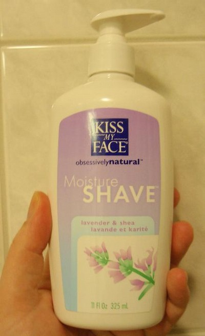 Kiss my Face - Moisture Shave.Lavender and Shea