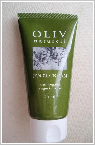 Olv Naturell - Foot Cream