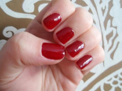 OPI-Quarter Of A Cent-Cherry