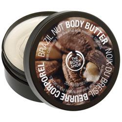 The Body Shop - Brazil Nut Body Butter