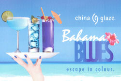 China Glaze - Bahams Blue
