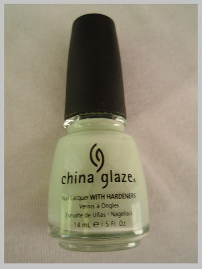 China Glaze - Groovy Green
