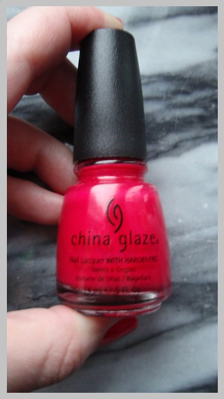 China Glaze - Sneaker Head