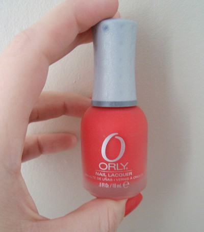 Orly - Retro Red