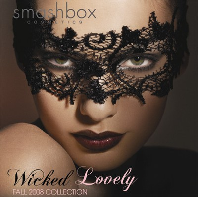 Smashbox Wicked Lovely logo