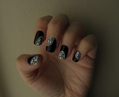 NOTD - 30/9-11 You Crack me up