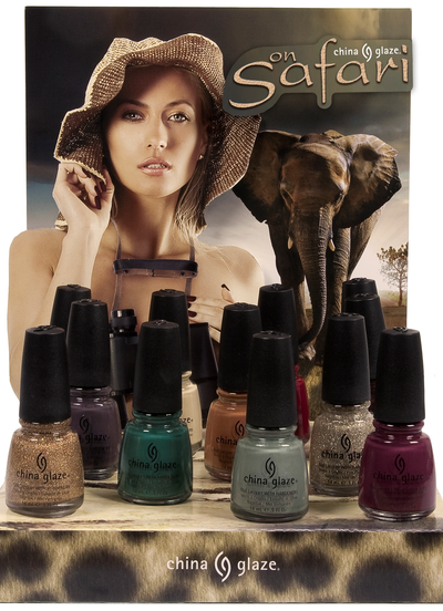 China Glaze - On Safari Collection