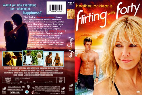 flirting with forty dvd cover movie 2017