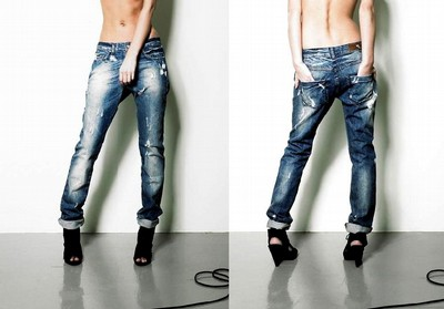 Snygga baggy jeans!