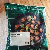 Vegetariskt från Ikea