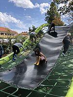 Gröna lekplatsen