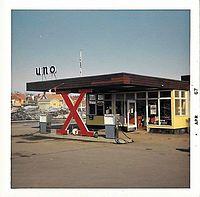 UNO-X - Strömnäs, Piteå /1967