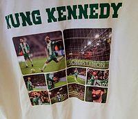 Årets mål Kennedy