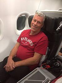 Ankomst till Lima, Peru