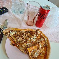 Köpt pizza ❤❤