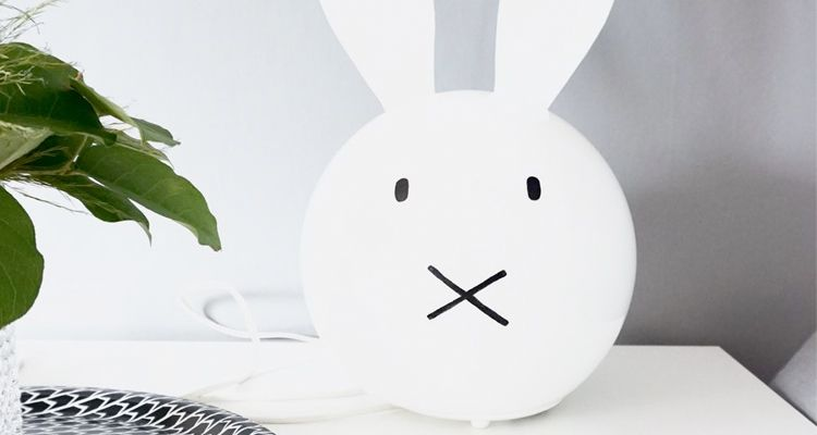 Miffy lampa kopia